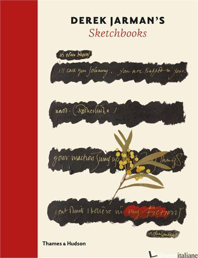 DEREK JARMAN'S SKETCHBOOKS - STEPHEN FARTHING