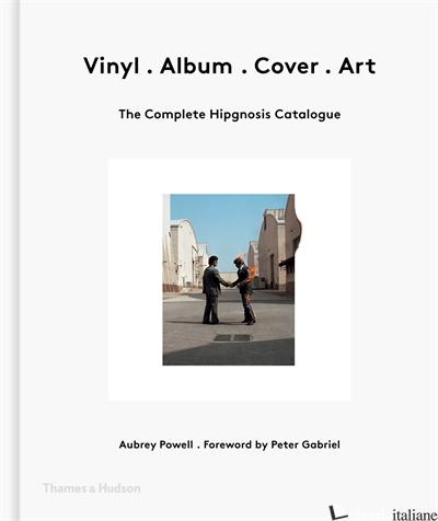 VINYL . ALBUM . COVER . ART - AUBREY POWELL