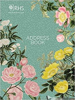 Royal Horticultural Society Pocket Address Book - Royal Horticultural Society