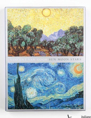 VAN GOGH SUN MOON STARS PORTFOLIO NOTES -