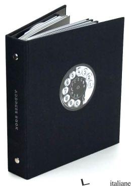 VINTAGE TELEPHONE DESK ADDRESS BOOK -