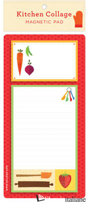 KITCHEN COLLAGE MAGNETIC PAD -