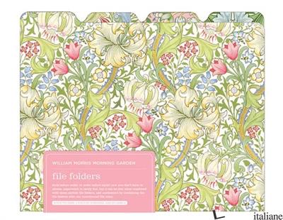 V&a William Morris Garden File Folder -