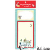 MAGNETIC PAD KATE SUTTON HOLIDAY TRAIN -