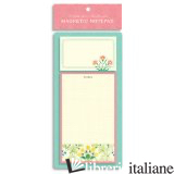 V&A WILLIAM MORRIS WILDFLOWERS MAGNETIC PAD -