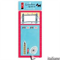 LONDON TOWN MAGNETIC PAD -