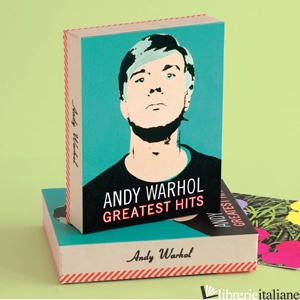 WARHOL GREATEST HITS KEEPSAKE BOX - WARHOL