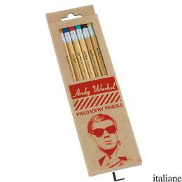 Andy Warhol Philosophy Pencil Set - WARHOL