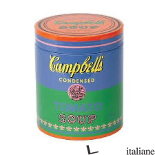 WARHOL SOUP CAN GREEN 200 PC PUZZLE - WARHOL