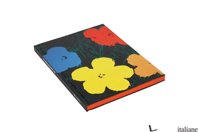 Warhol Colored Edge Journal - BY (ARTIST) ANDY WARHOL