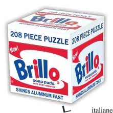 Andy Warhol Brillo Puzzle - MUDPUPPY, BY (ARTIST) ANDY WARHOL