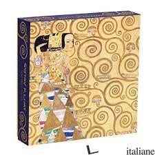 Klimt Expectation 500 Piece Puzzle - GALISON, BY (ARTIST) GUSTAV KLIMT