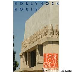 FRANK LLOYD WRIGHT HOLLYHOCK HOUSE MAGNET - GALISON, BY (ARTIST) THE FRANK LLOYD WRIGHT FOUNDATION
