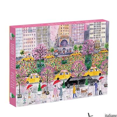 Michael Storrings Spring on Park Avenue 1000 Piece Puzzle - GALISON, BY (ARTIST) MICHAEL STORRINGS
