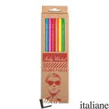 Andy Warhol Philosophy 2.0 Colored Pencils - GALISON, BY (ARTIST) ANDY WARHOL