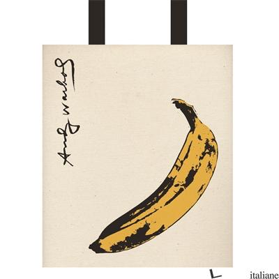 Andy Warhol Banana Tote Bag - GALISON, BY (ARTIST) ANDY WARHOL