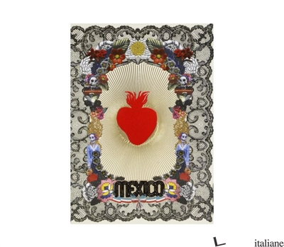 A5 Mexico City Notebook - CHRISTIAN LACROIX AND GALISON
