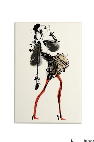 Boxed Notecards Haute Couture - CHRISTIAN LACROIX AND GALISON