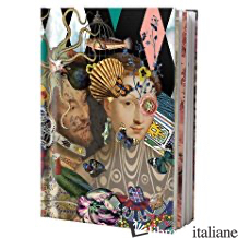 CURIOSITIES B5 HARDCOVER JOURNAL - CHRISTIAN LACROIX AND GALISON