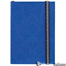 A6 Paseo Klein Blue Notebook - CHRISTIAN LACROIX AND GALISON