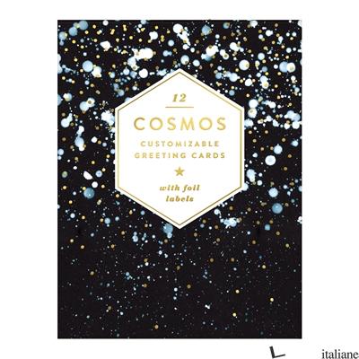 Cosmos DIY Greeting Card Folio - Galison