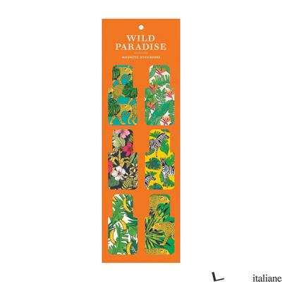 Wild Paradise Magnetic Bookmark - Galison
