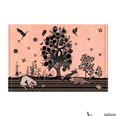 Bois Paradis Gate-Fold Guestbook - Christian Lacroix and Galison