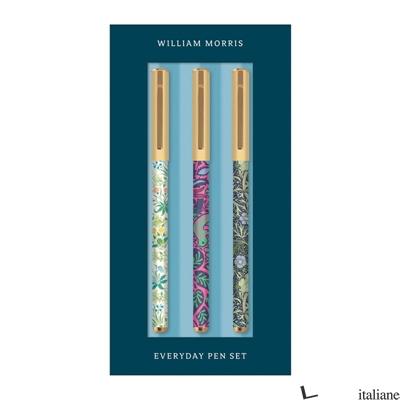 William Morris Everyday Pen Set - Galison, by (artist) VEA