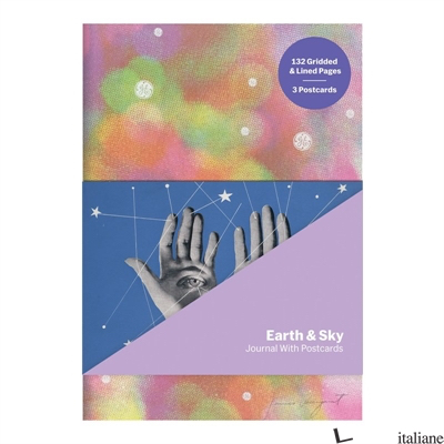 MoMA Earth & Sky Journal with Postcard Set - Galison, by (artist) MoMA