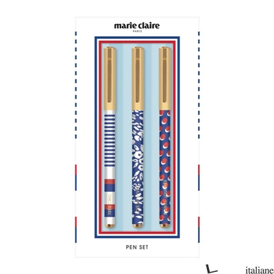 Marie Claire Everyday Pen Set - Galison, by (artist) Marie Claire