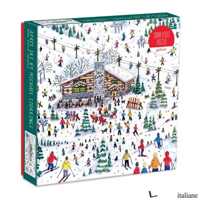 Michael Storrings Apres Ski 1000 Pc Puzzle - Galison