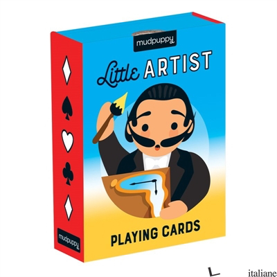 Little Artist Playing Cards - Lydia Ortiz