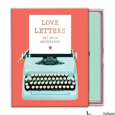 Love Letters Greeting Card Assortment - Galison
