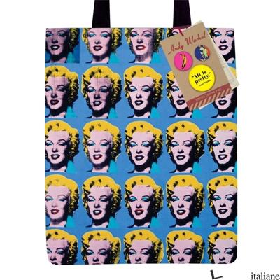 Andy Warhol Marilyn Monroe Tote Bag - Galison, by (artist) Andy Warhol