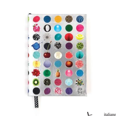 Christian Lacroix Heritage Collection Couture Candies A6 Layflat Notebook - Christian Lacroix