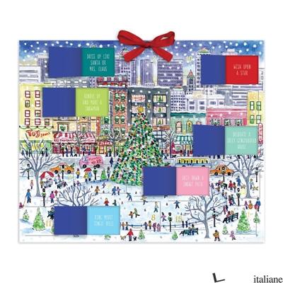Michael Storrings Snowscape Advent Calendar - Michael Storrings