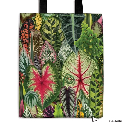 Houseplant Jungle Tote Bag - Galison, by (artist) Troy Litten
