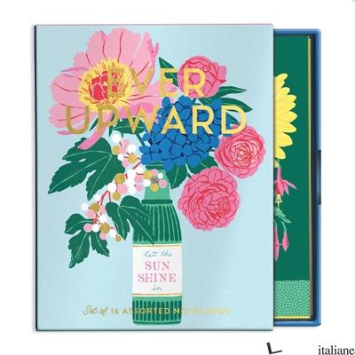 Ever Upward Greeting Assortment Notecard Set - GALISON, BY (ARTIST) EMILY TAYLOR