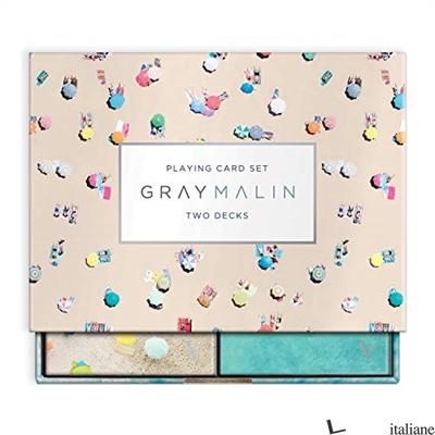 Gray Malin The Beach Playing Card Set - Galison, by (photographer) Gray Malin