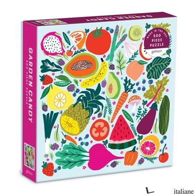 Garden Candy 500 Piece Puzzle - GALISON