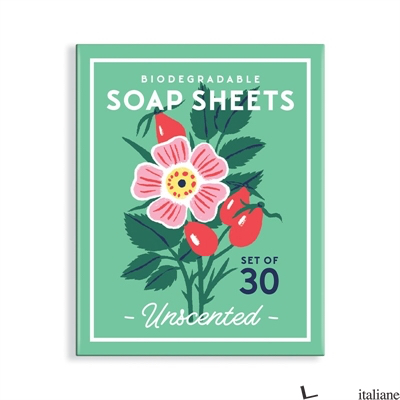 Emily Taylor Soap Sheets - Galison, by (artist) Emily Taylor