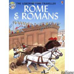 ROME & ROMANS - Heather Amery and Patricia Vanags