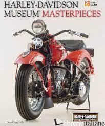 HARLEY-DAVIDSON MUSEUM MASTERPIECES - DAIN GINGERELLI