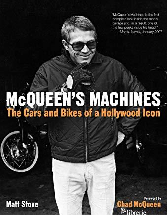 MCQUEEN'S MACHINES (PB) - MATT STONE