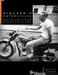 MCQUEEN'S MOTORCYCLES - MATT STONE