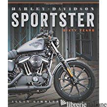 Harley Davidson Sportster - ALLAN GIRDLER