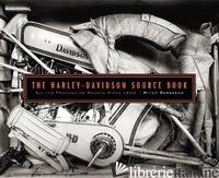 Harley-Davidson Source Book, The - Mitch Bergeron
