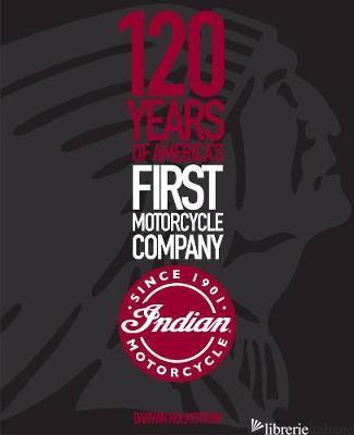 Indian Motorcycle - Darwin Holmstrom