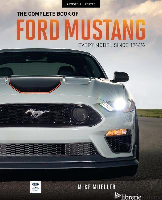 Complete Book of Ford Mustang -