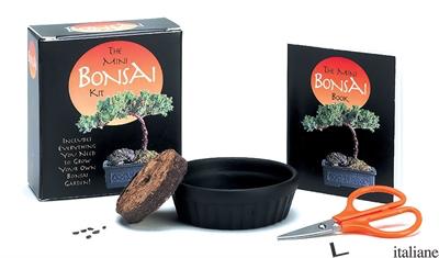 The Mini Bonsai Kit - Press, Running